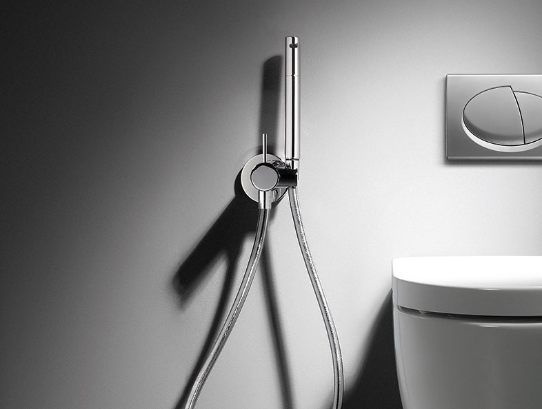 Concealed Single Lever Bidet